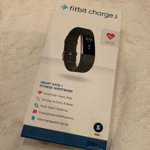 Jewelry - Unopened Fitbit Charge 2